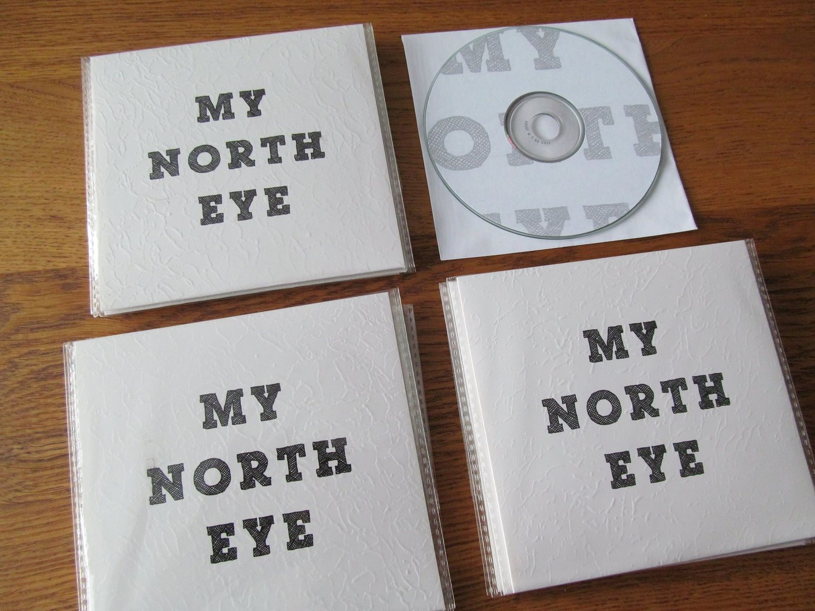 ▶ My north eye (F) @ Taille 33 record store - 25/02/2017 - 17h00 - Entrée gratuite !