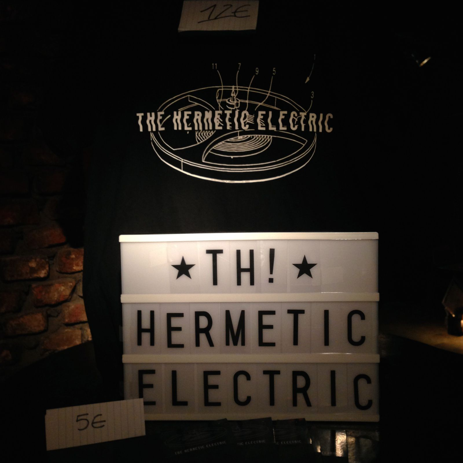 ▶ The Hermetic Electric @ Rock Classic - 26/11/2016