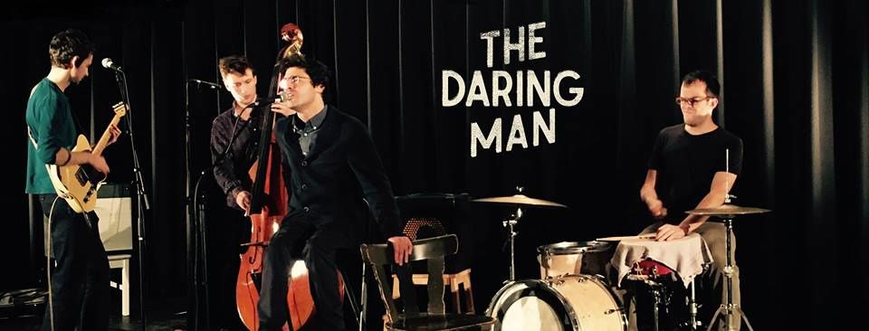 ▶ The Daring Man + Blue Dalila @ Rock Classic - 15/12/2016 - 20h30 - Entrée gratuite !