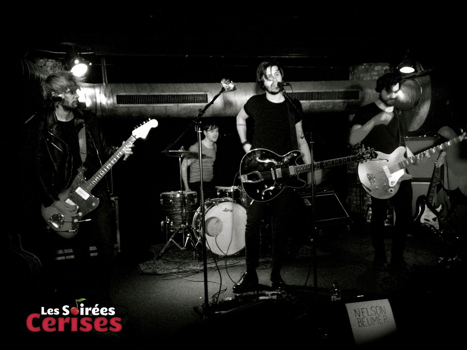 ▶ Kursed (F) @ Rock Classic - 06/01/2017