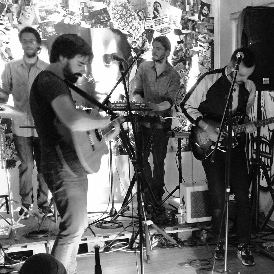▶ A Boy with a beard @ Taille 33 record store - 28/01/2017