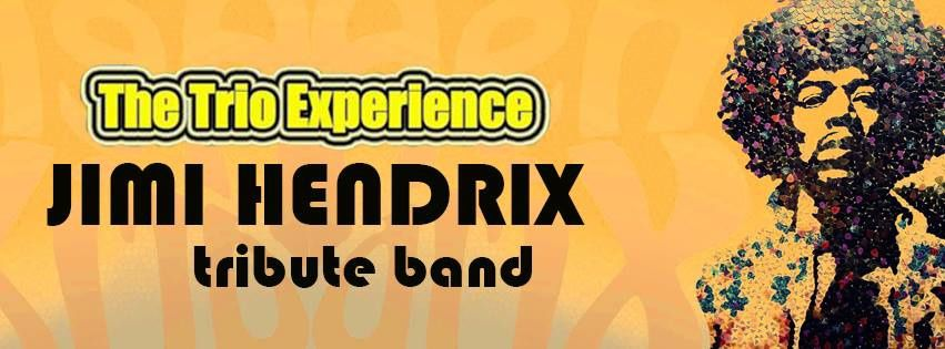 ▶ The trio experience (JIMI HENDRIX tribute band) au Rock Classic - 03/02/2017 - 21h00 - Entrée gratuite !