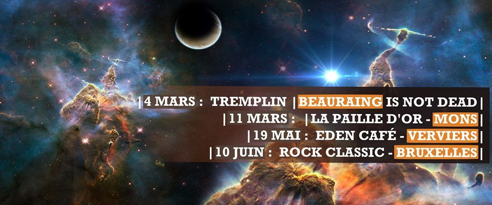 ▶ The Guardians + Goddog @ Rock Classic - 10/06/2017 - 21h00 - Entrée gratuite !