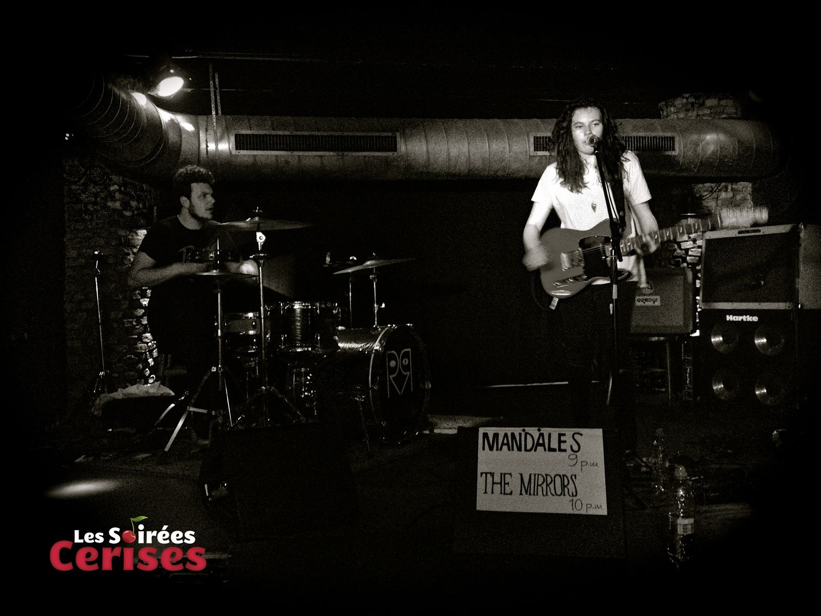 ▶ The Mirrors (F) @ Rock Classic - 28/04/2017