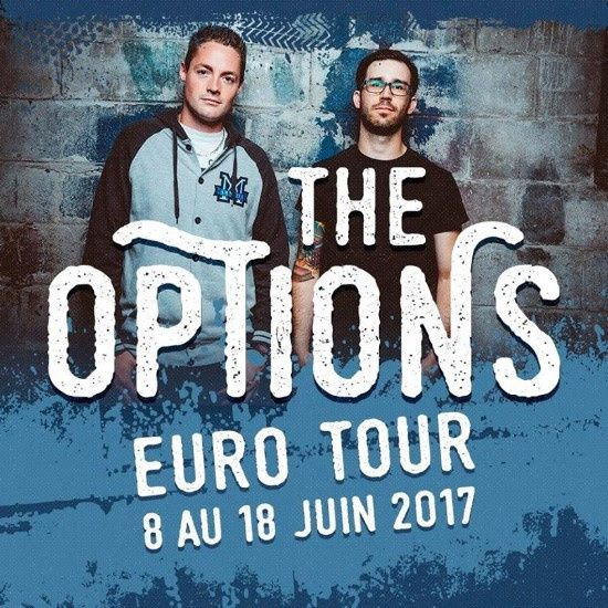 ▶ The Options (Quebec) @ Taille33 record store - 10/06/2017 - 17h00 - Entrée gratuite !