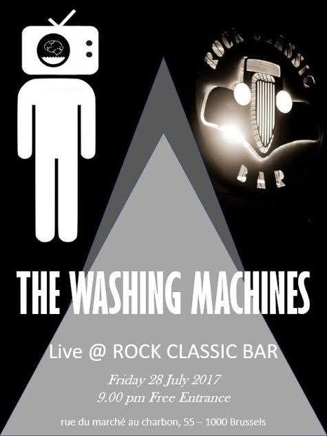 ▶ The washing machines @ Rock Classic - 28/07/2017 - 21h00