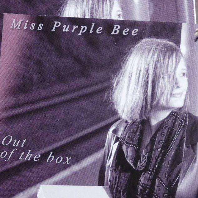 ▶ Miss Purple Bee @ Rock Classic - 26/10/2017 - 20h30 - Entrée gratuite !