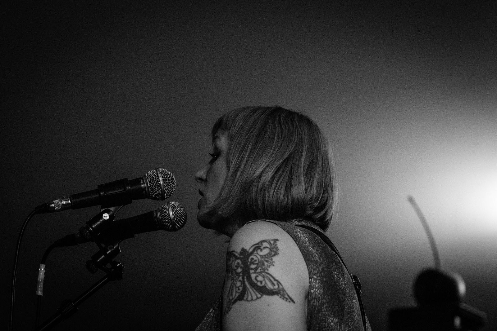 ▶ Photos du Concert en appartement avec She makes war (UK ) @ Schaerbeek (Bienfaiteurs) le 01/10/2017
