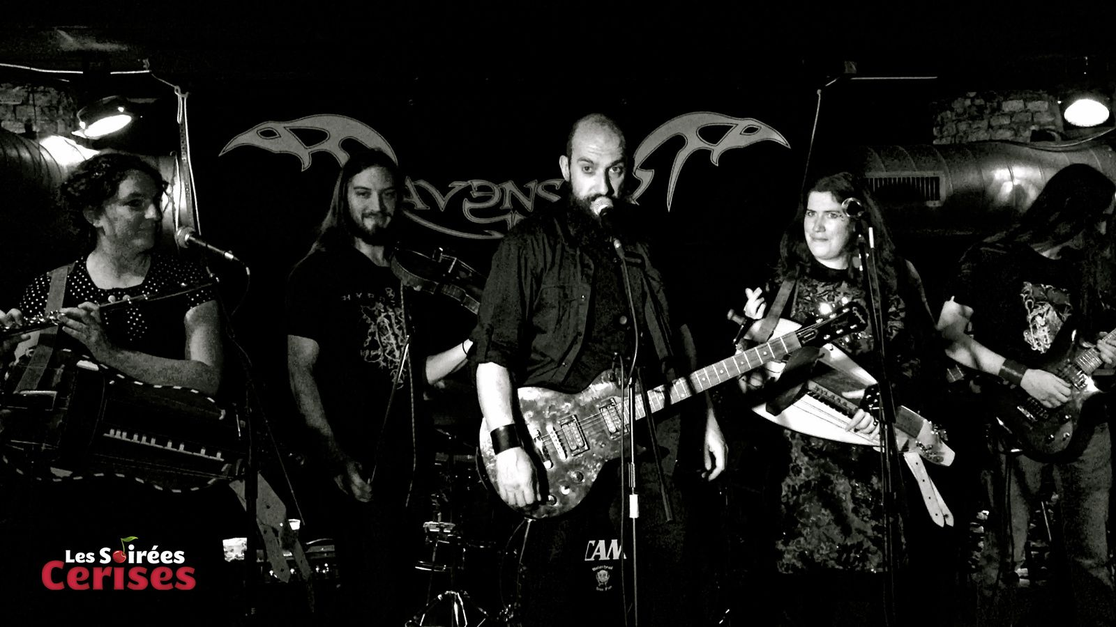 ▶ Photos / Videos - RavenscaR @ Rock Classic - 23/11/2017