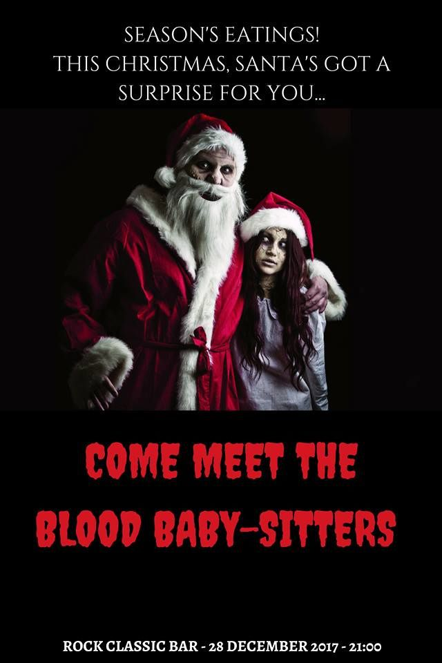 ▶ Videos - Blood baby-Sitters @ Rock Classic - 28/12/2017