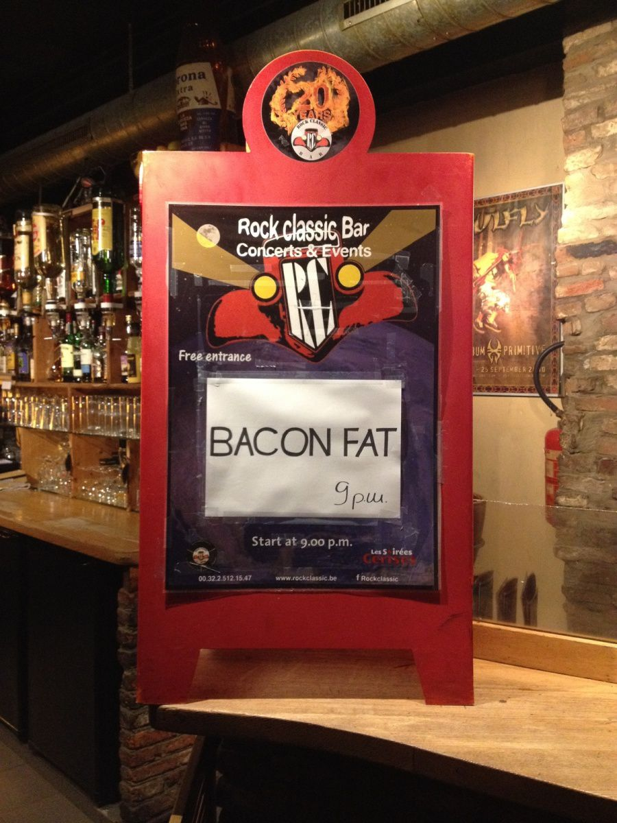 ▶ Photo / Videos - Bacon Fat @ Rock Classic - 12/01/2017