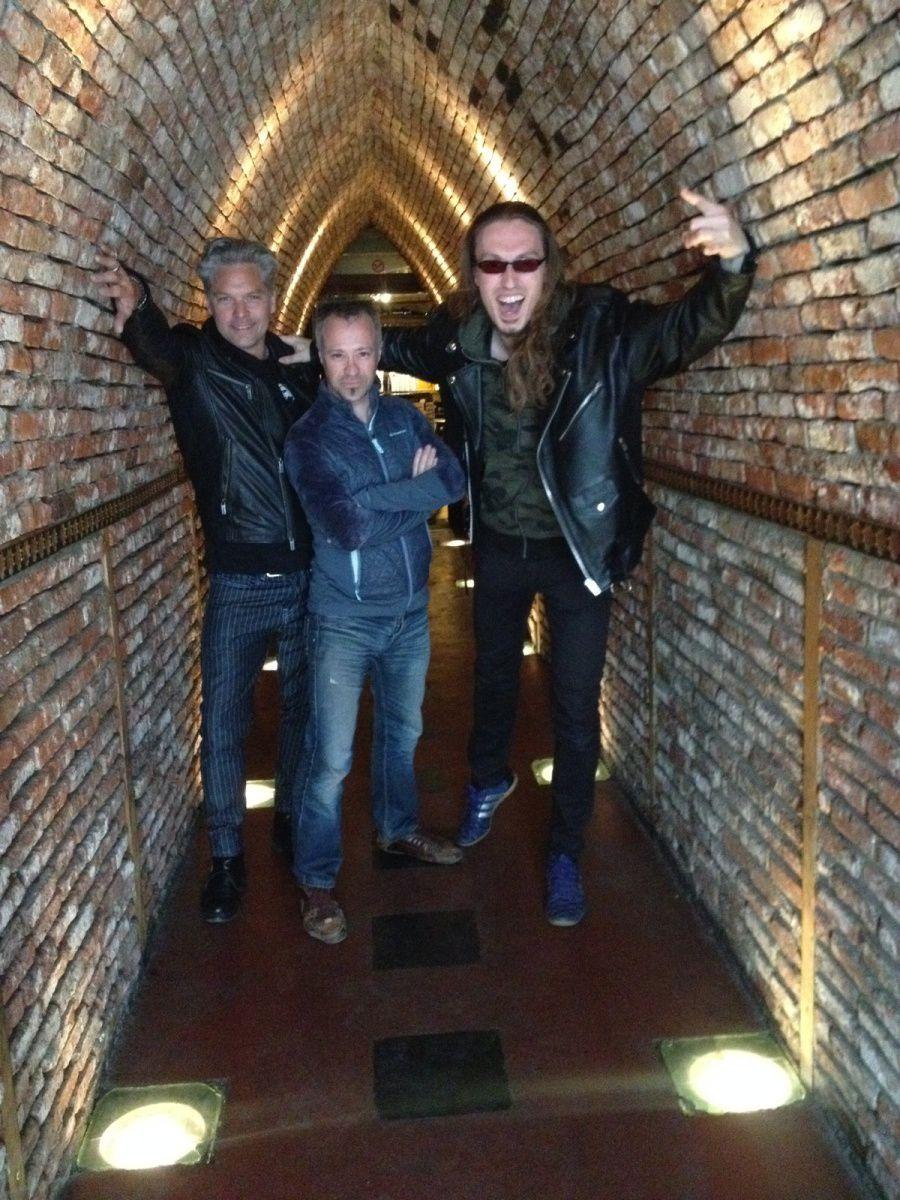 ▶ Photos / Videos - Depeche More (DEPECHE MODE tribute band) @ Rock Classic - 27/04/2018