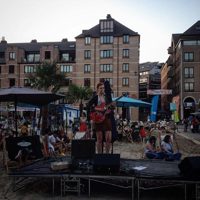 ▶ Photo - Roselien @ Louvain-La-plage - 28/07/2018