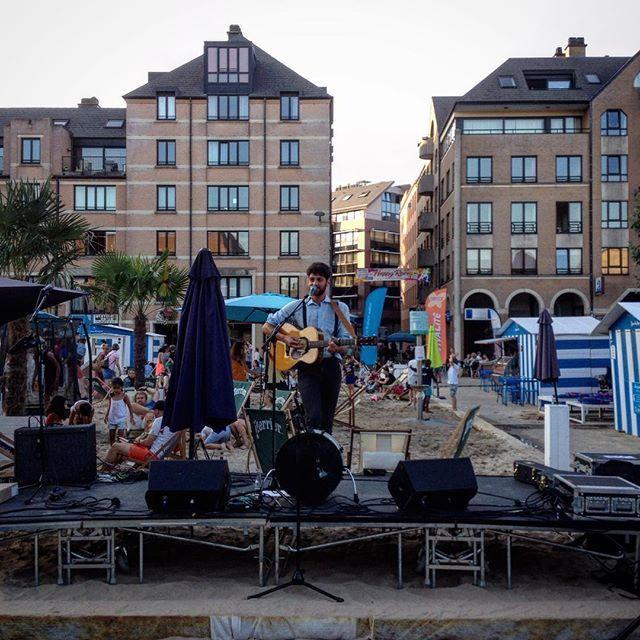 ▶ Photo - Ezra Hesper (F) @ Louvain-La-plage - 28/07/2018