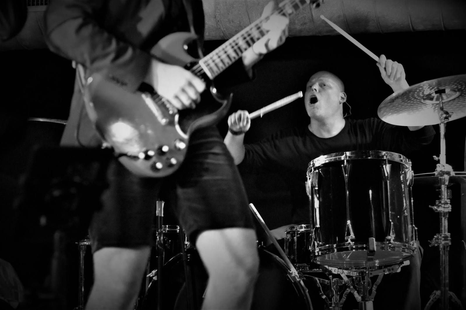 ▶ Photos - Back And in Black (AC/DC tribute band) @ Rock Classic - 09/11/2018
