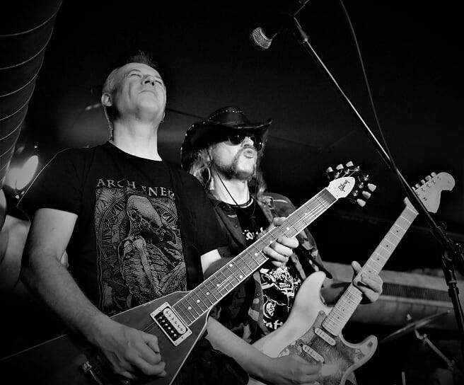 ▶ Photos - Mobïlhead (Motörhead tribute band) @ Rock Classic - 28/12/2018