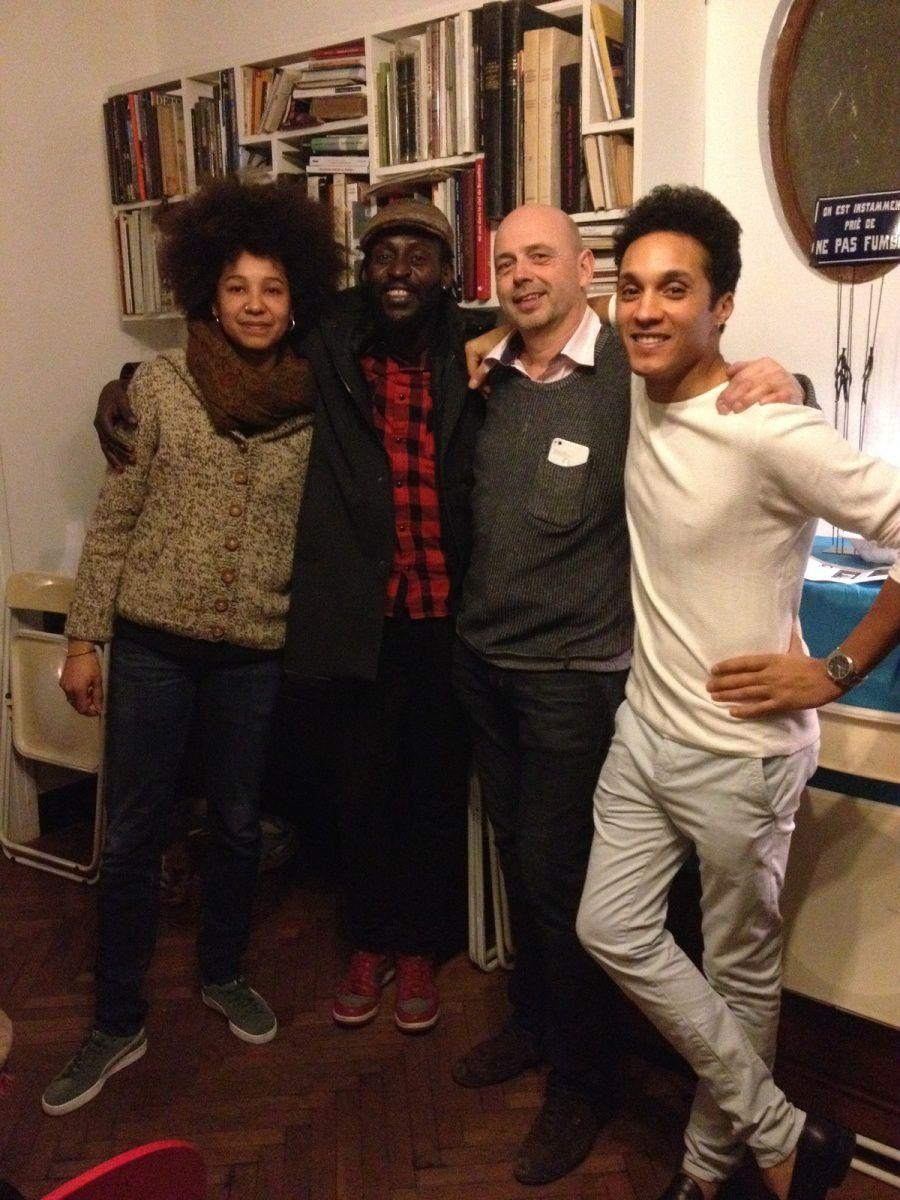 ▶ Photos / Videos - Anwar @ Manoir du Solbosch (Home concert) - 14/02/2019