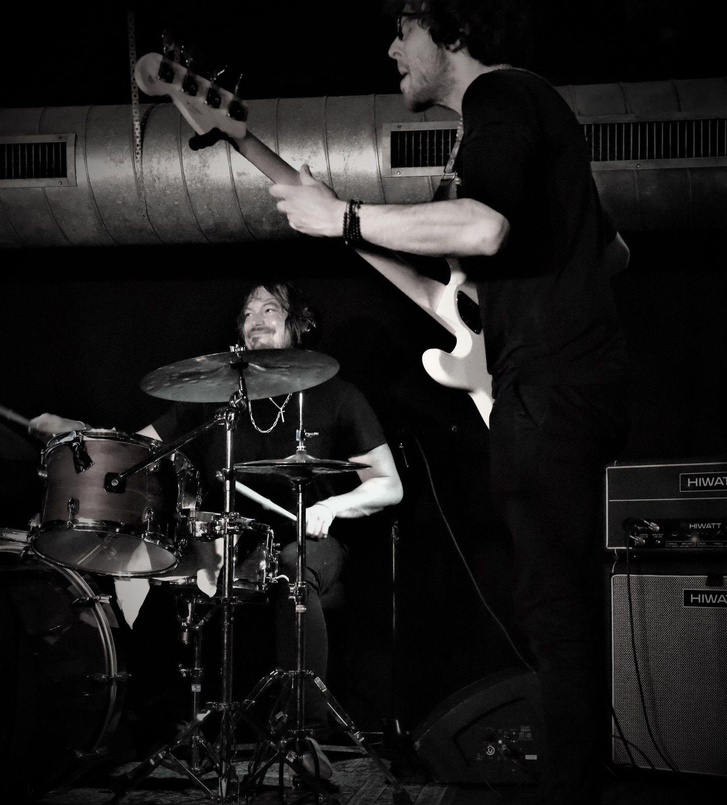 ▶ Photos - Black Olives (UK) @ Rock Classic - 15/03/2019