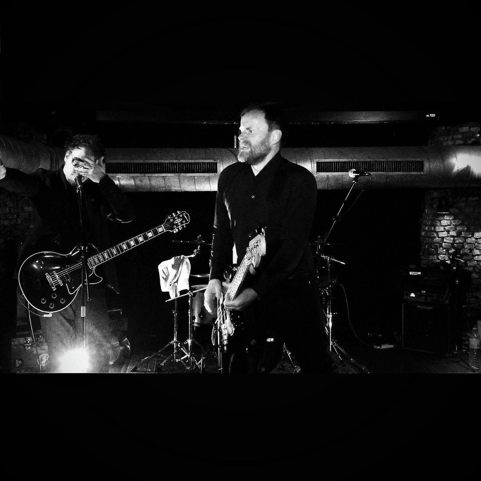 ▶ Photos / Videos - Luxury Stranger (Post-punk/Alternative Rock from UK) @ Rock Classic - 25/05/2019
