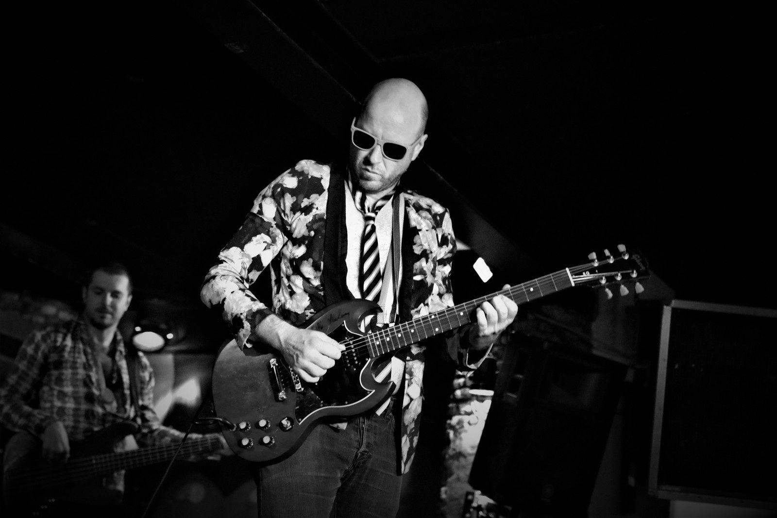 ▶ Photos - Trainwreck trio (Australie) @ Rock Classic - 31/05/2019