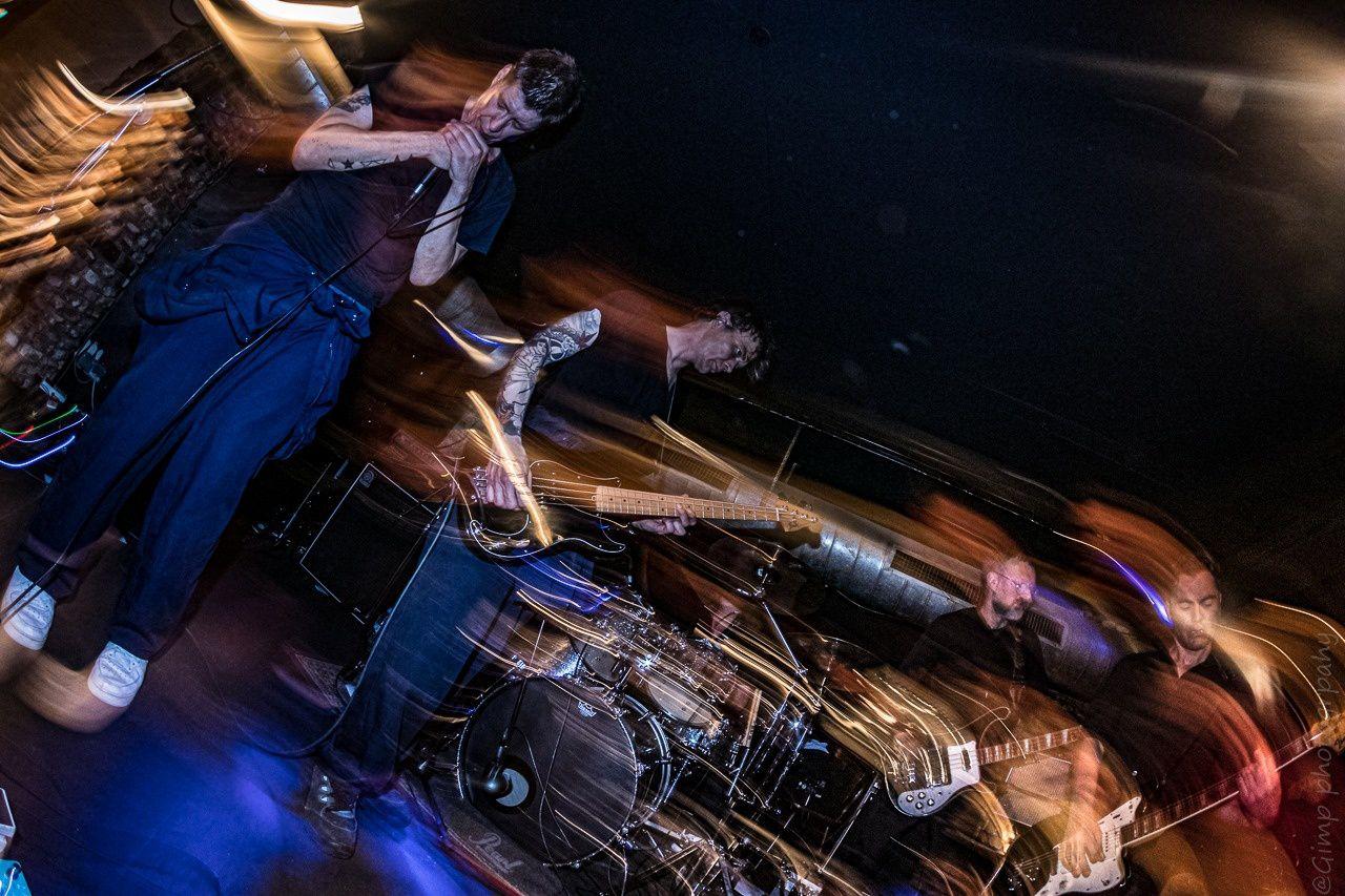 ▶ Photos - Curtis (JOY DIVISION tribute band) @ Rock Classic - 11/05/2019