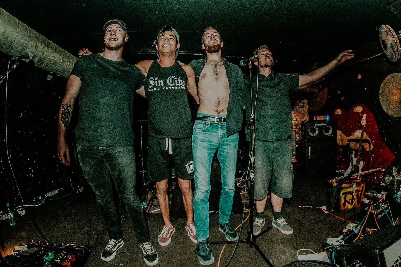 ▶ Photos - Through the void @ Rock Classic - 09/11/2019