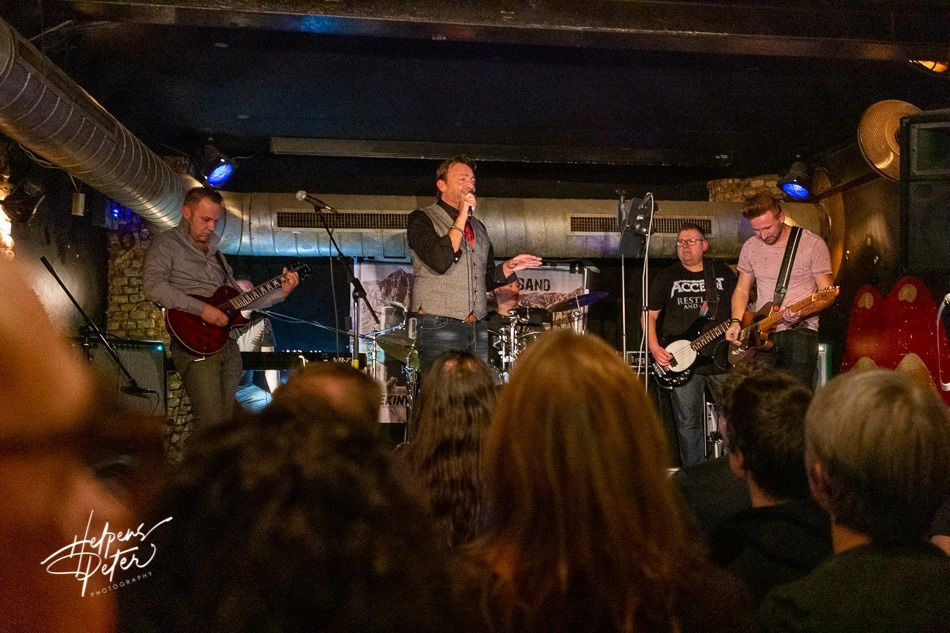 ▶ Photos - REMind (REM tribute band) @ Rock Classic - 30/11/2019