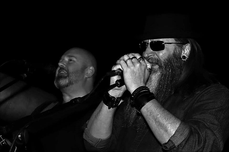 🎵 Photos - The Mexican Blackbirds (ZZ TOP tribute band) @ Rock Classic - 18/01/2020
