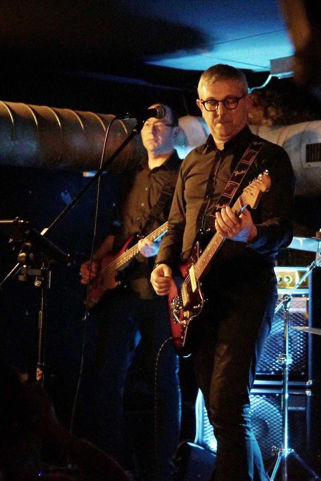 🎵 Photos - Interzone (Joy Division tribute band) au Rock Classic - 15/02/2020