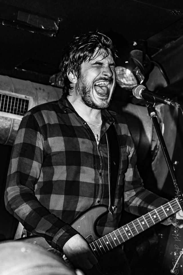 🎸 Photos - A tribute to Nirvana by The Servants @ 28/02/2020