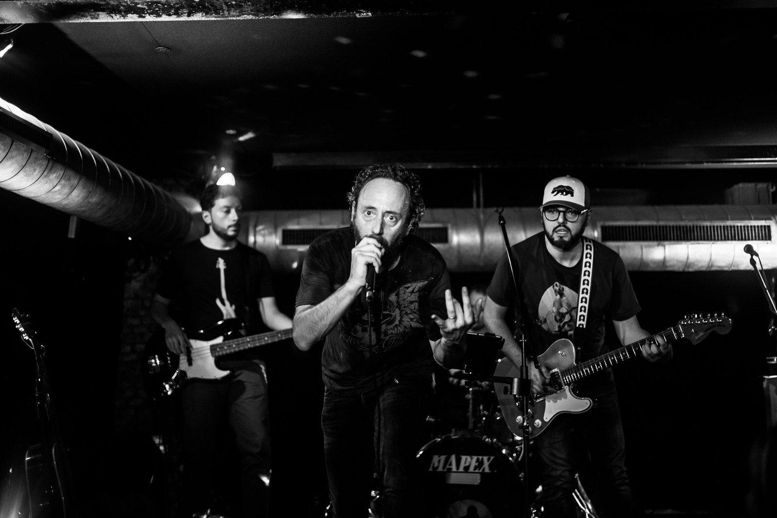 🎸 Photos -  Drønes '72 @ Rock Classic - 07/03/2020
