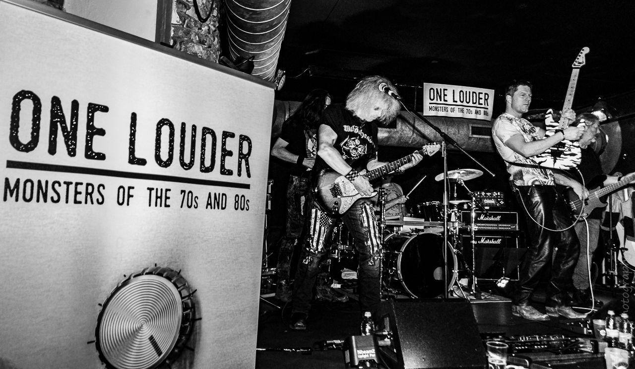🎸Photos - One Louder (D) @ Rock Classic - 13/03/2020