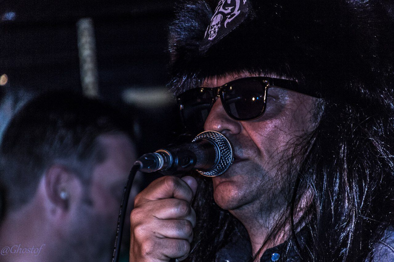 🎸 Photos - Pure Kult (THE CULT tribute band) @ Rock Classic - 17/06/2017