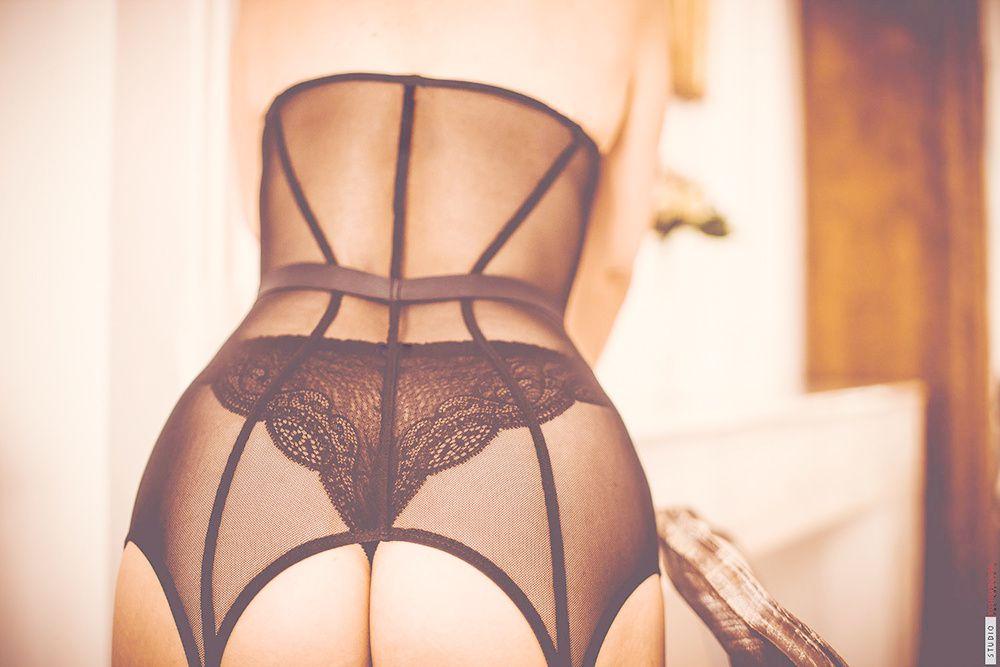 Lescarpin en lingerie sexy Impudique by Catanzaro