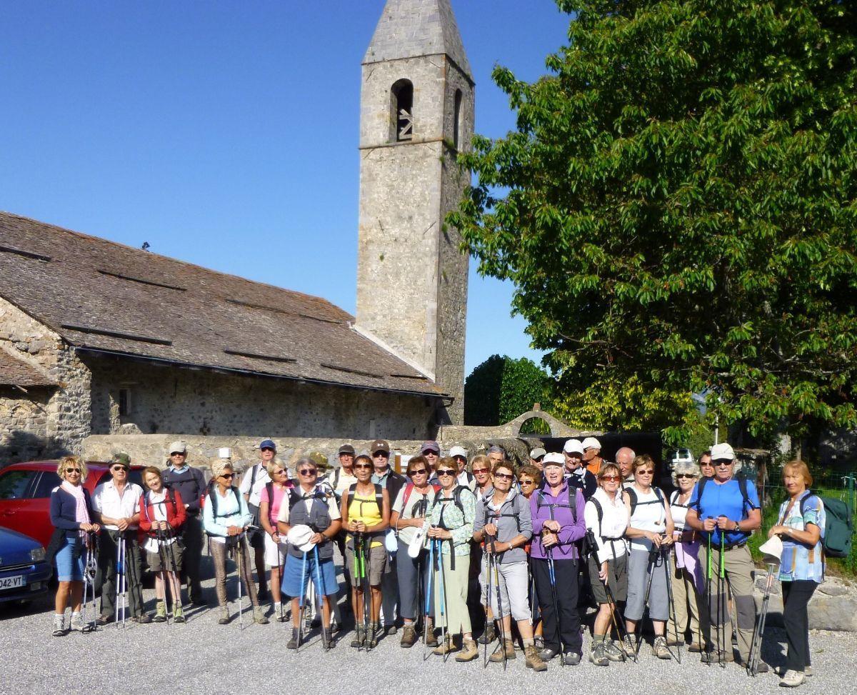 Séjour de St Martin Vésubie : 24-27 Juin 2013
