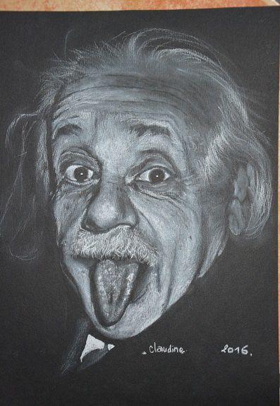 ALBERT EINSTEIN..Un génie ..