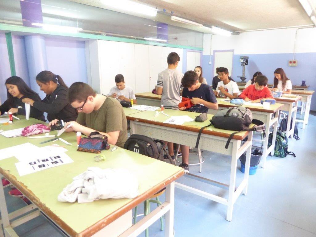 Notre prof de techno en Catalogne
