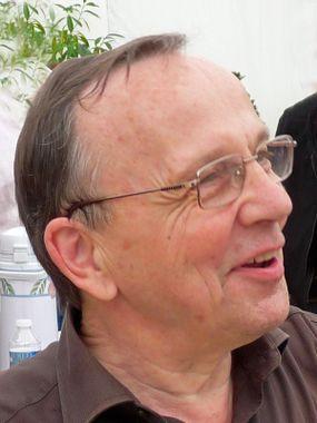Christian Bobin en dédicace à Nancy (Le Livre sur la Place 2011)