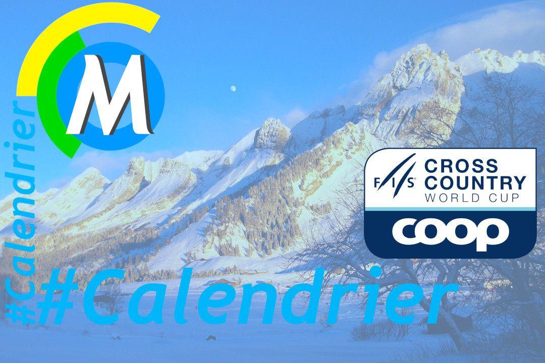 Programme Tour de Ski 2020