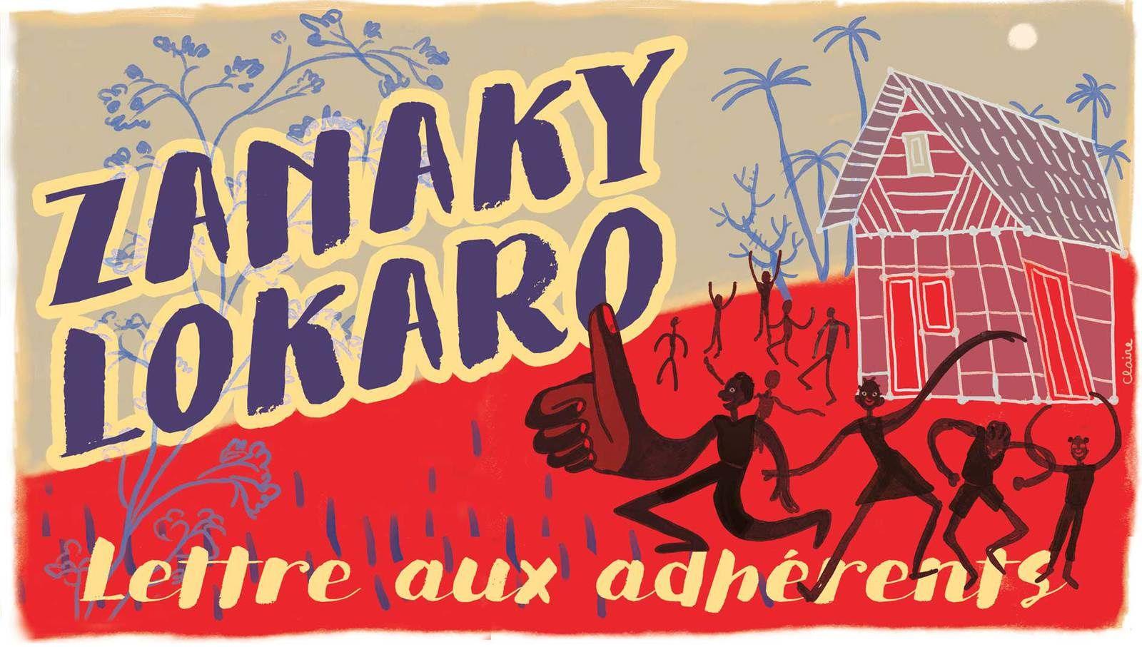 Le nouveau Journal de Zanaky-Lokaro est édité