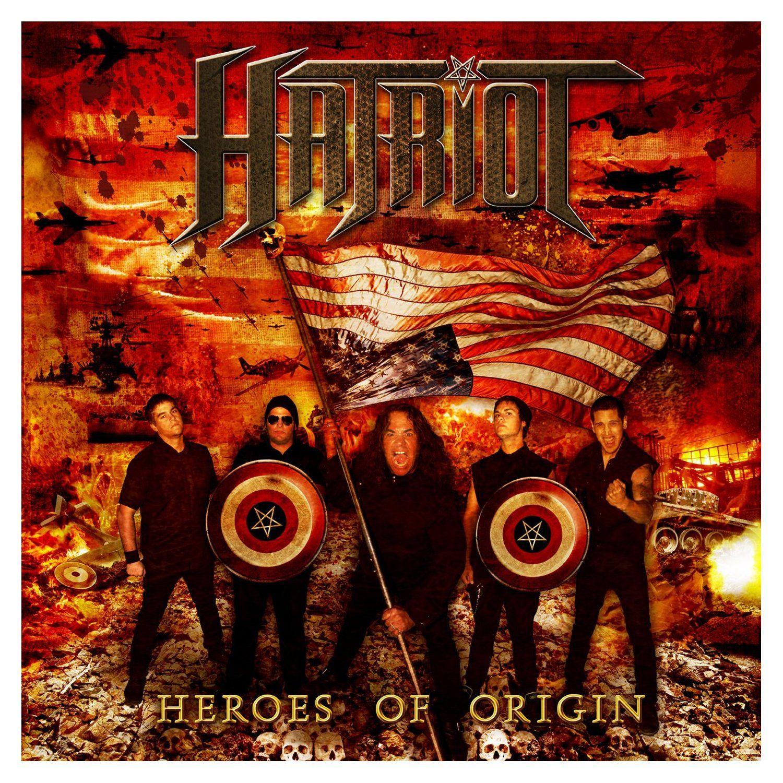 "CD review HATRIOT ""Heroes of origin"""