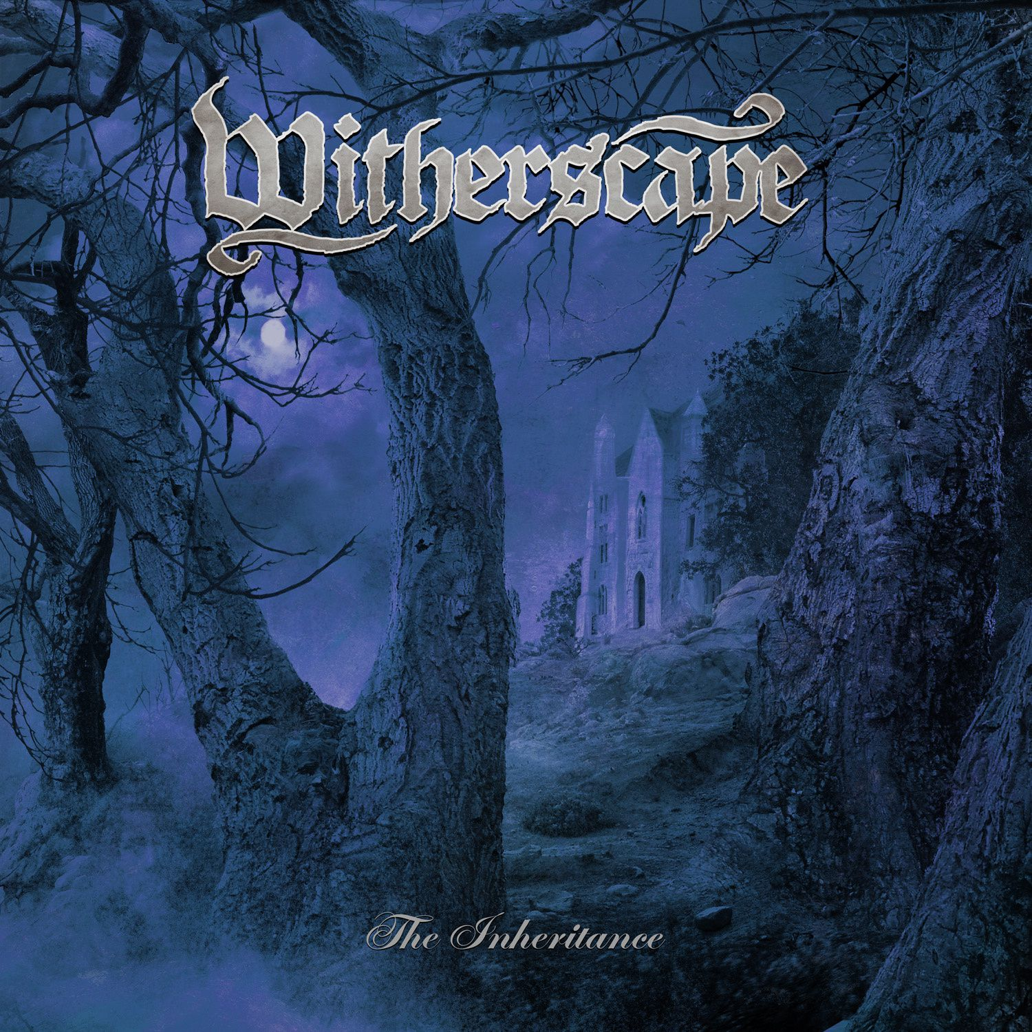 """CD review WITHERSCAPE """"The inheritance"""""""