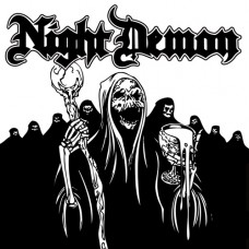 CD review NIGHT DEMON EP