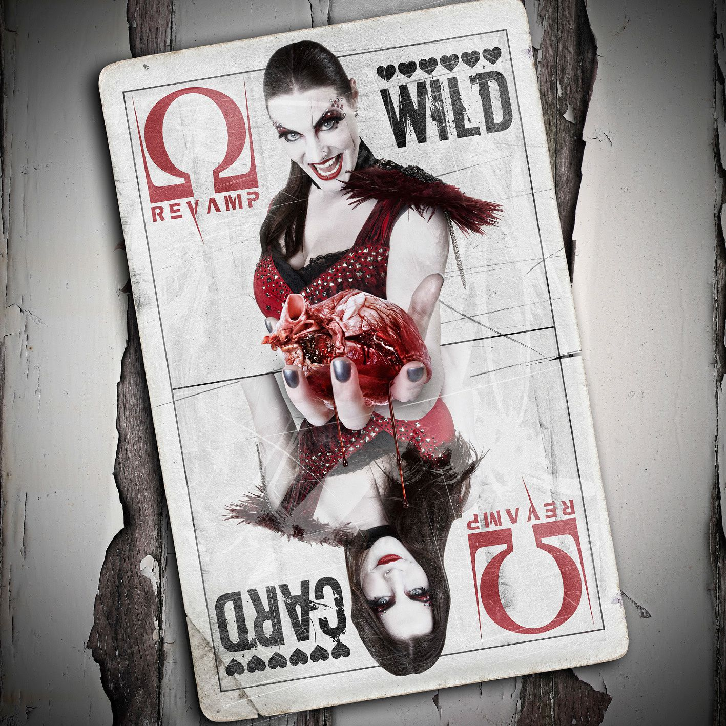 """CD review REVAMP """"Wild card"""""""
