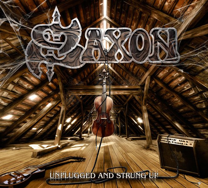 New SAXON unplugged/orchestrated album