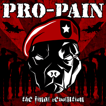 """CD review PRO-PAIN """"The final revolution"""""""