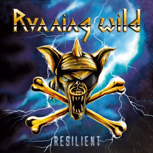 """CD review RUNNING WILD """"Resilient"""""""
