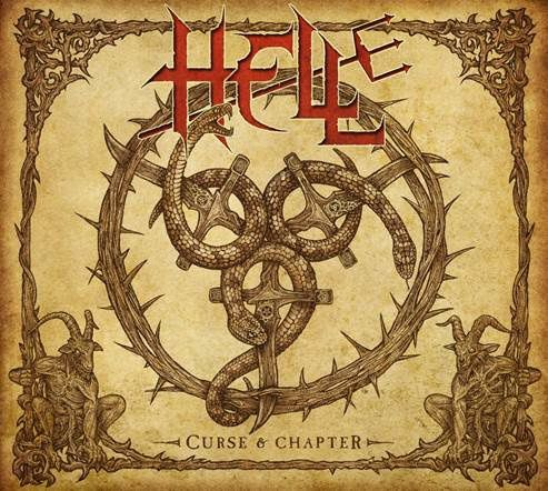 New album details from HELL