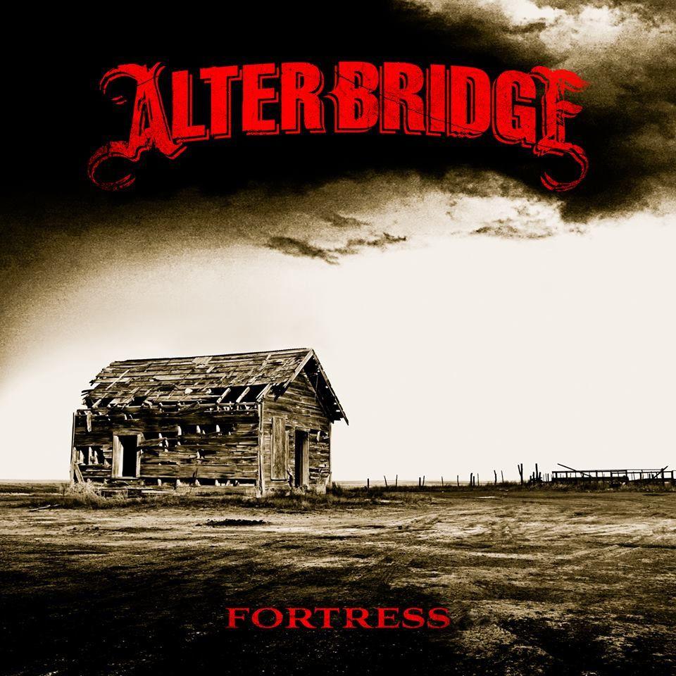 "CD review ALTER BRIDGE ""Fortress"""