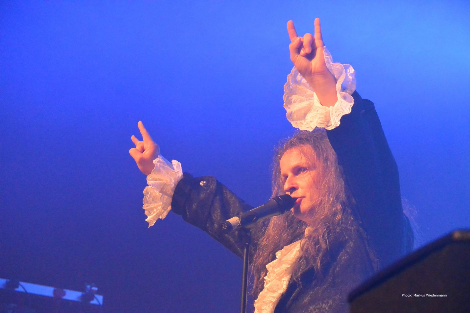 Live review STORMWITCH Giengen 05.10.2013